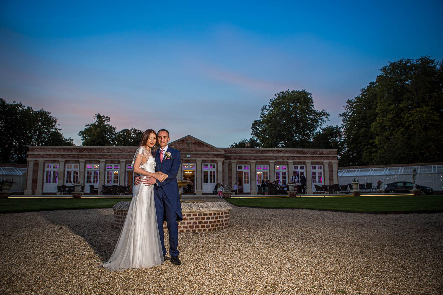 Orchardleigh House Wedding 357