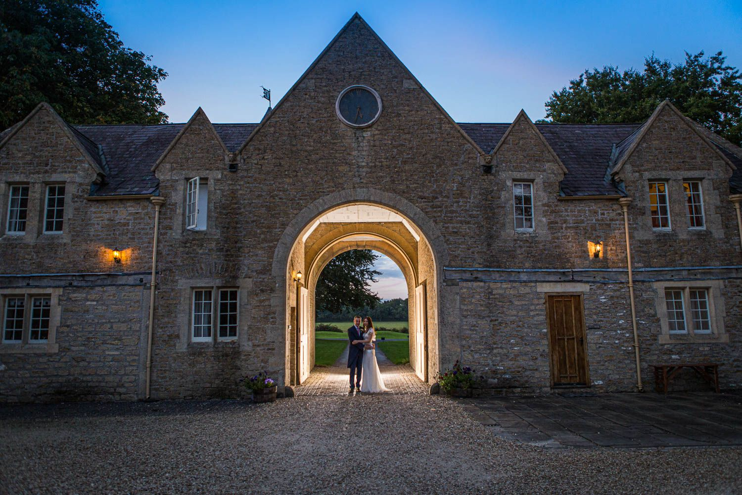 Orchardleigh House Wedding 358