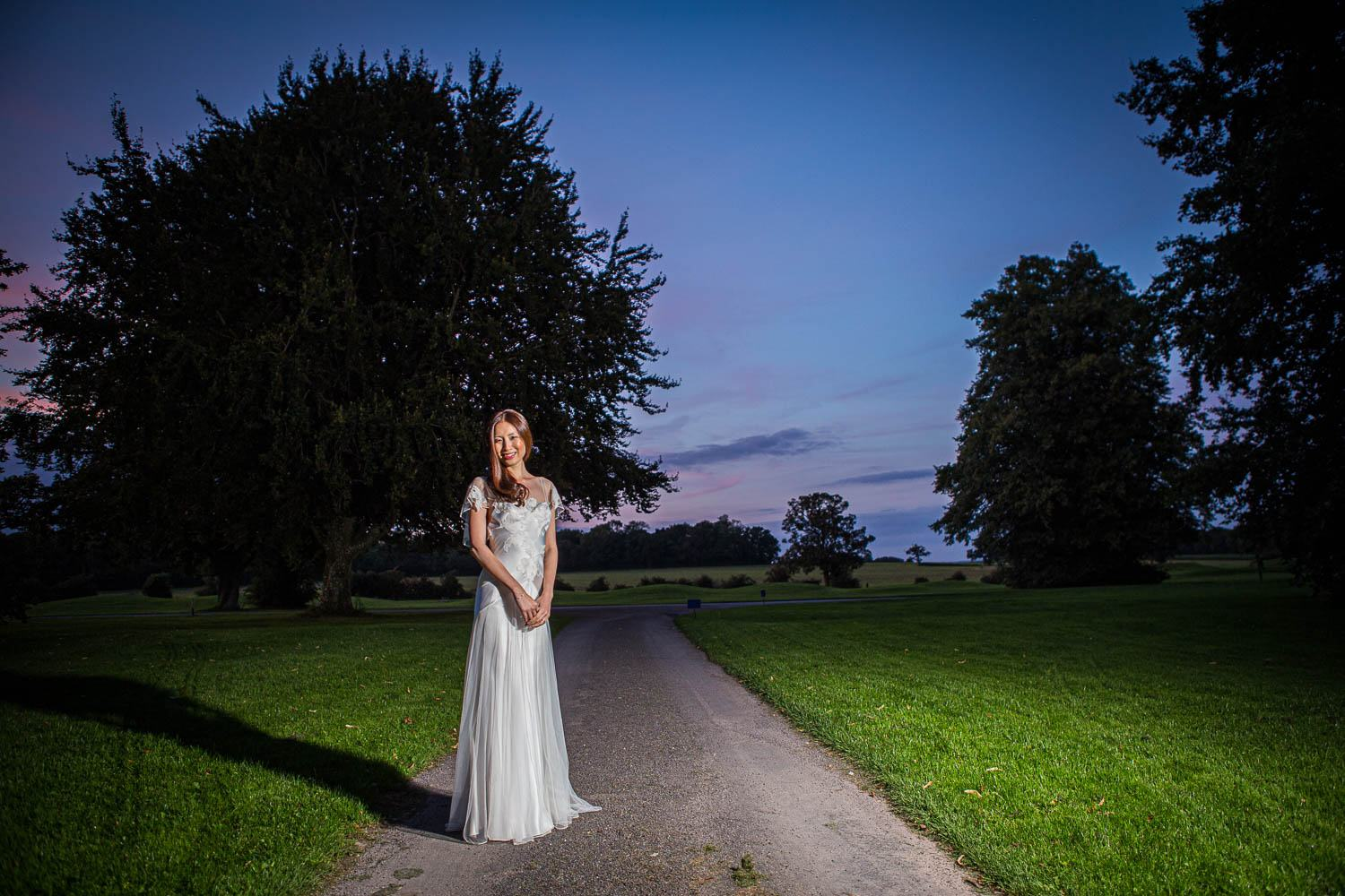 Orchardleigh House Wedding 360
