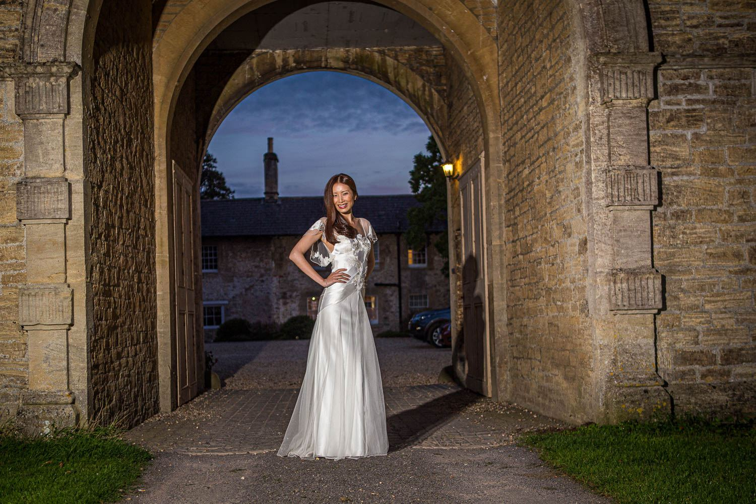 Orchardleigh House Wedding 364