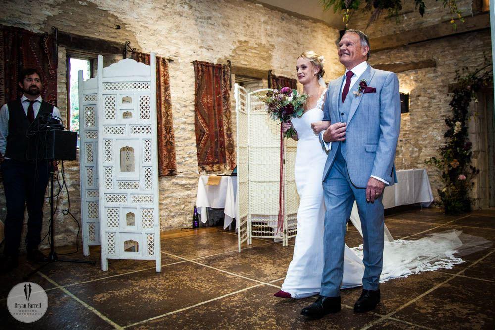 Oxleaze Barn Wedding 118