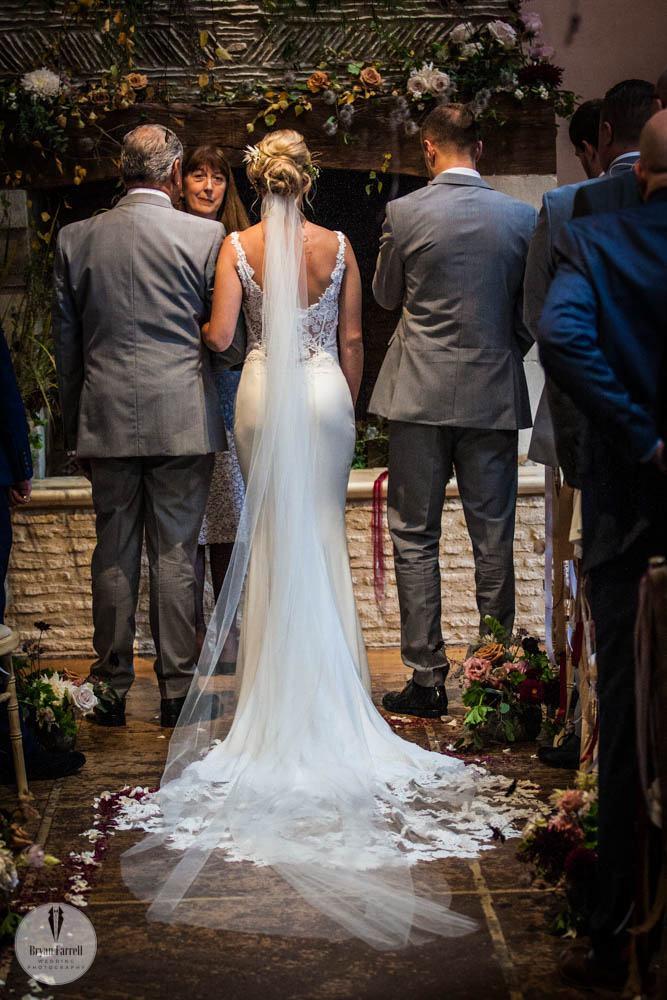 Oxleaze Barn Wedding 120