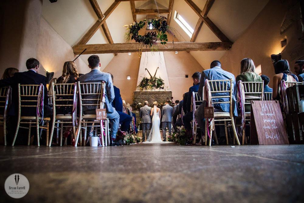 Oxleaze Barn Wedding 123