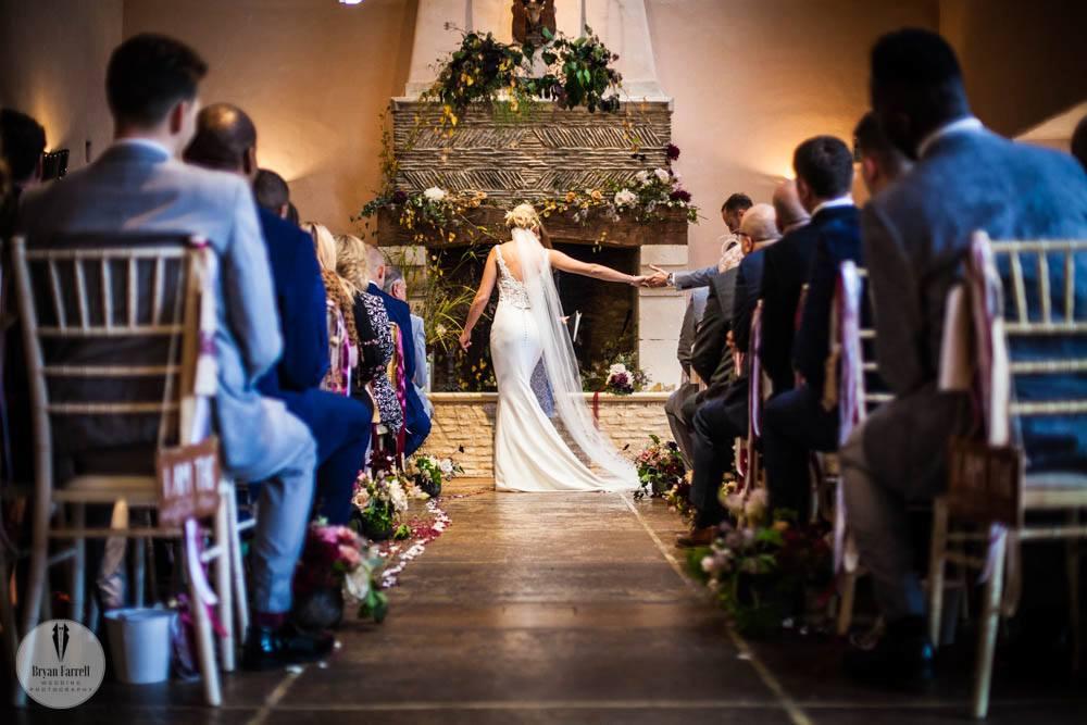 Oxleaze Barn Wedding 128