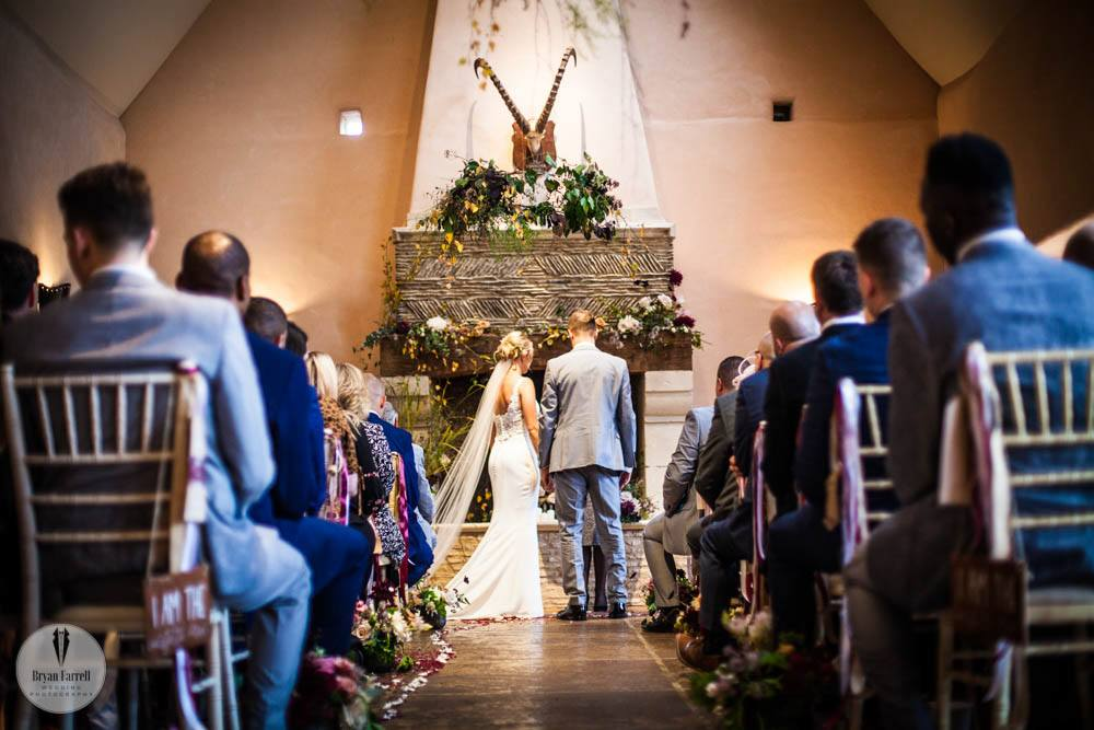 Oxleaze Barn Wedding 129