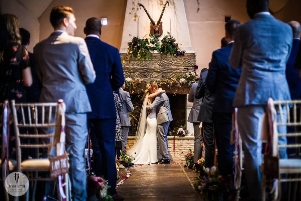 Oxleaze Barn Wedding 136