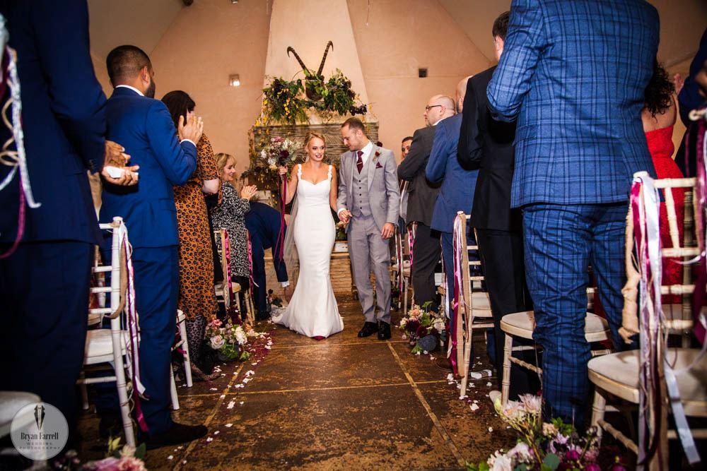 Oxleaze Barn Wedding 142