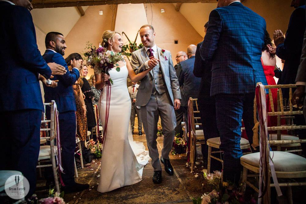 Oxleaze Barn Wedding 143