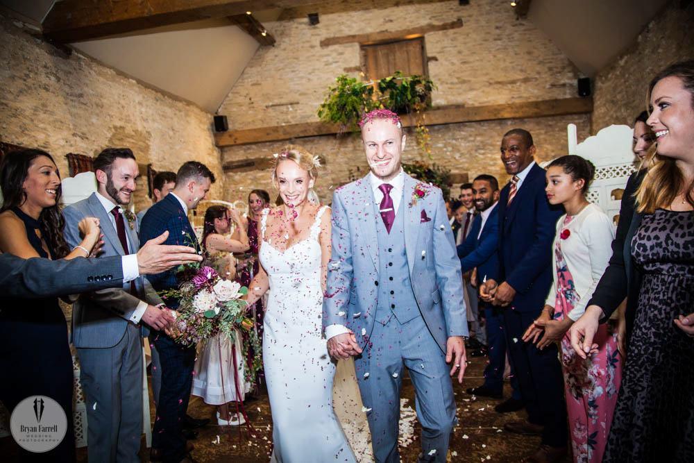 Oxleaze Barn Wedding 146