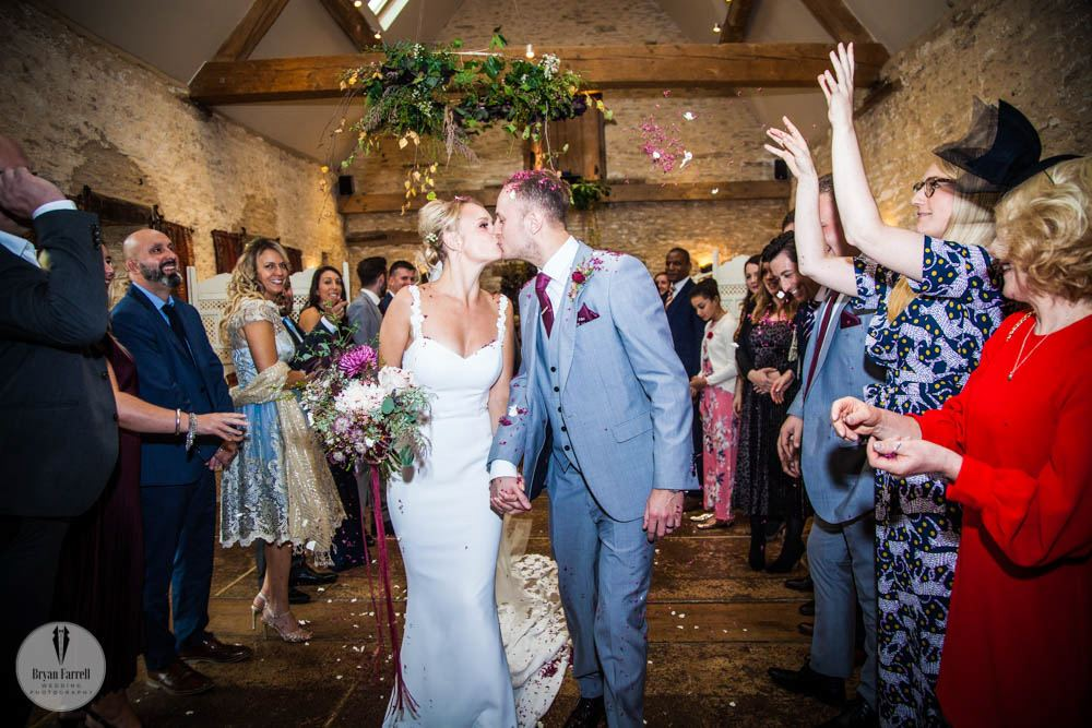 Oxleaze Barn Wedding 148