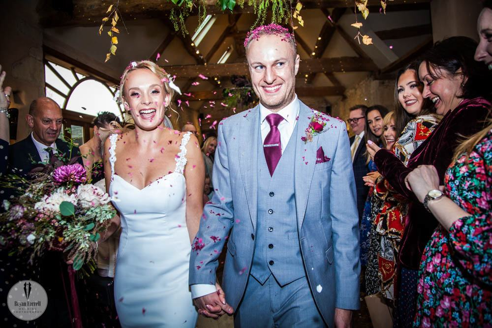 Oxleaze Barn Wedding 149