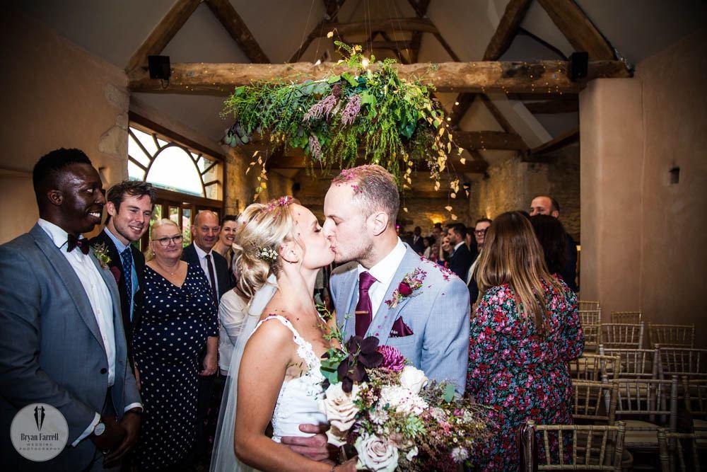 Oxleaze Barn Wedding 150