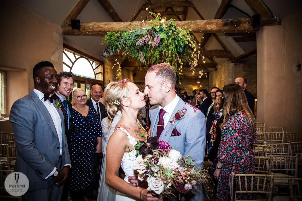 Oxleaze Barn Wedding 151