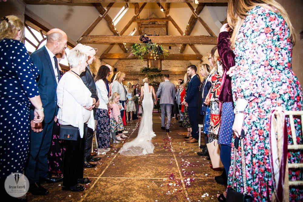 Oxleaze Barn Wedding 152