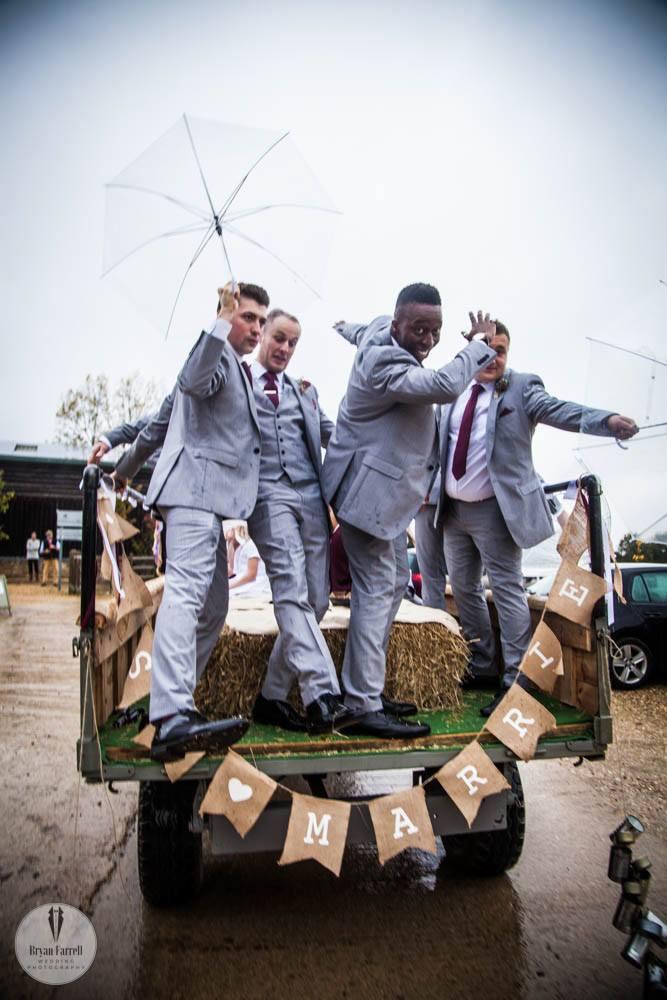 Oxleaze Barn Wedding 203