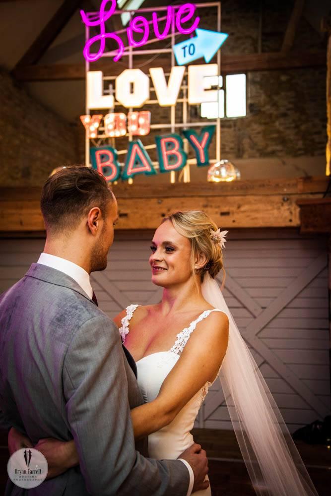 Oxleaze Barn Wedding 228