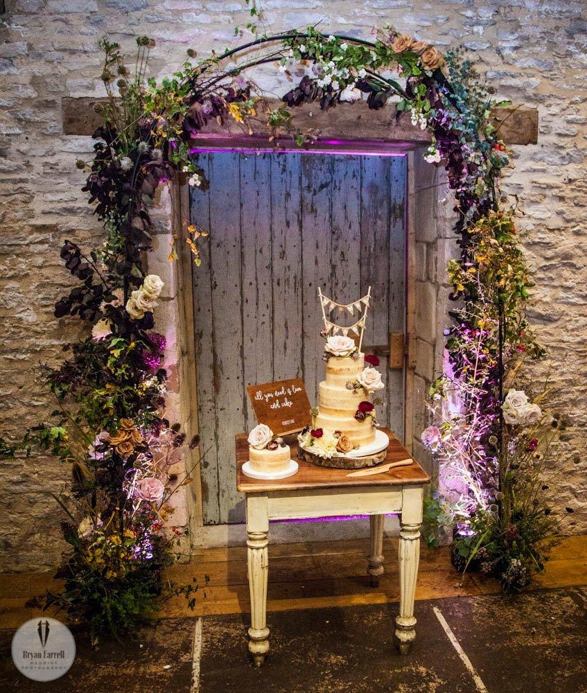 Oxleaze Barn Wedding 310