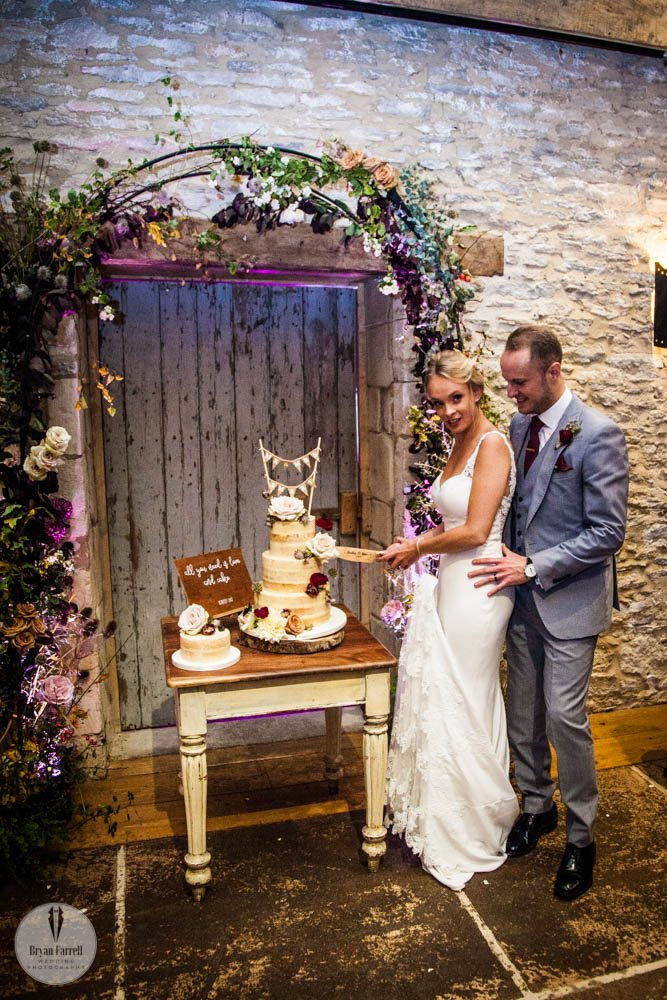 Oxleaze Barn Wedding 311
