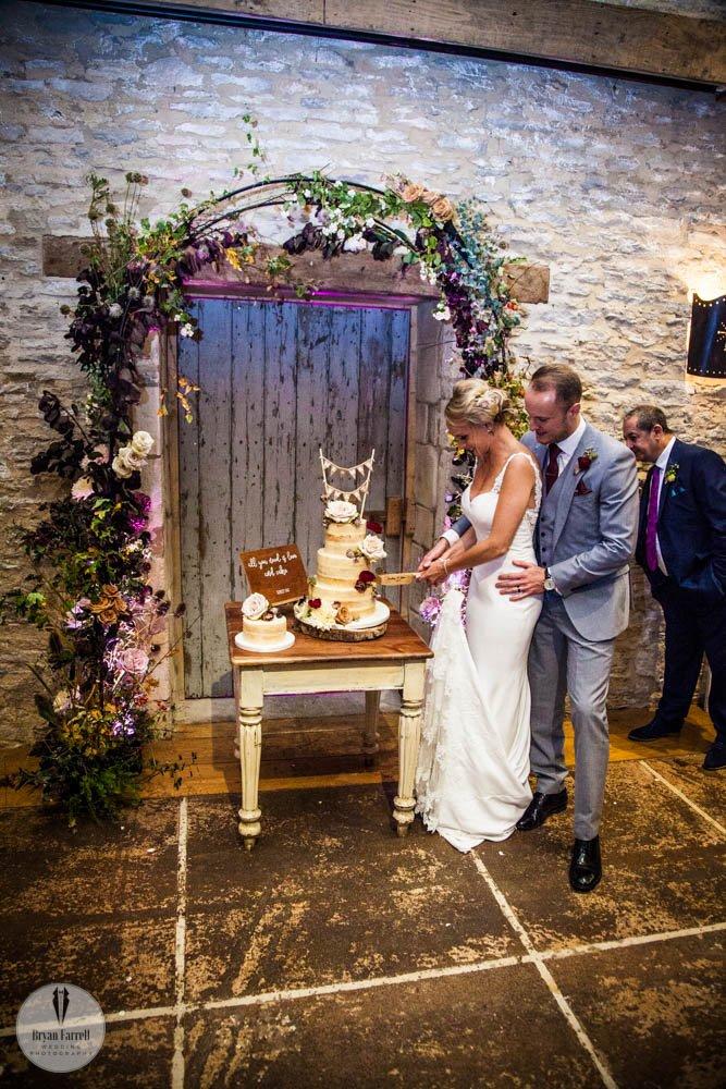 Oxleaze Barn Wedding 312