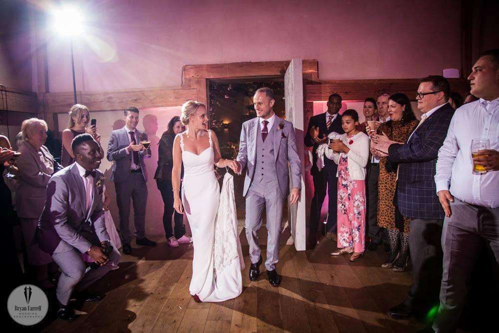 Oxleaze Barn Wedding 314