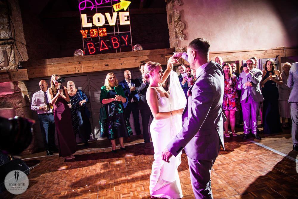 Oxleaze Barn Wedding 315