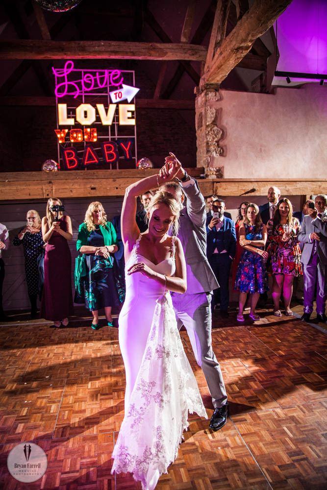 Oxleaze Barn Wedding 316