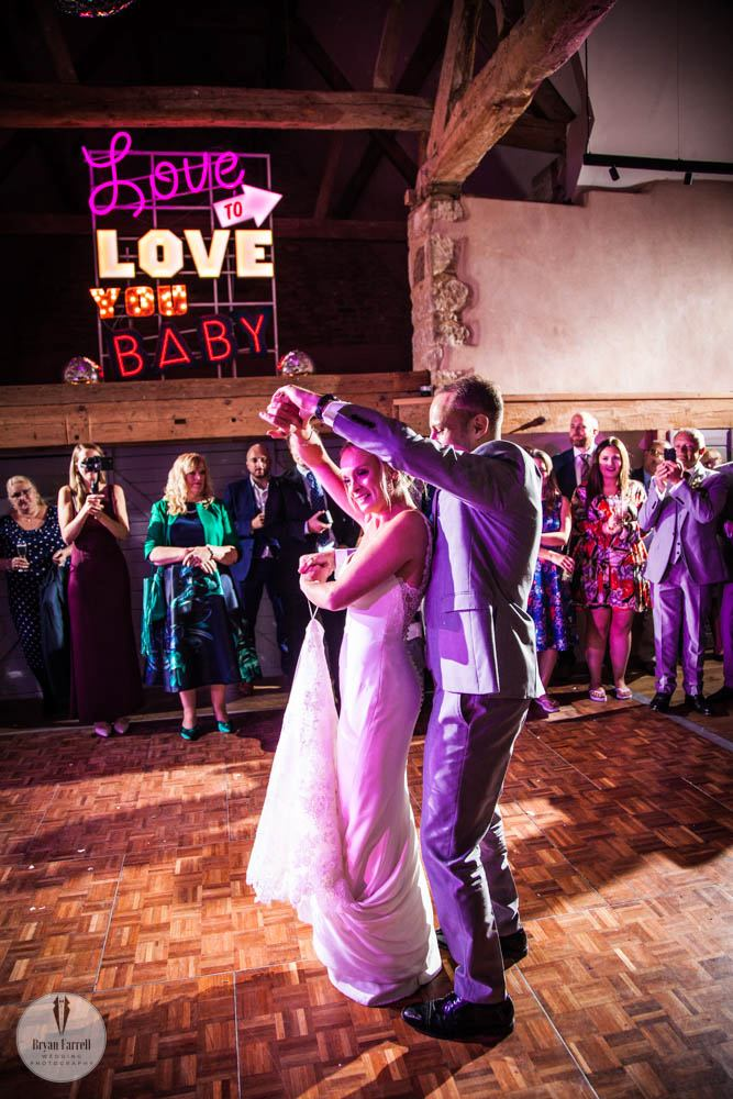 Oxleaze Barn Wedding 317