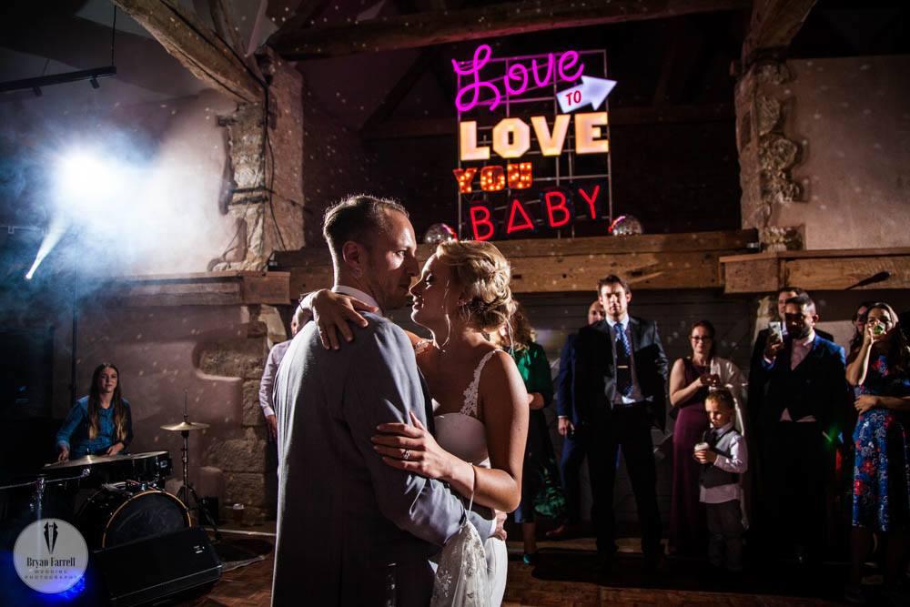 Oxleaze Barn Wedding 323