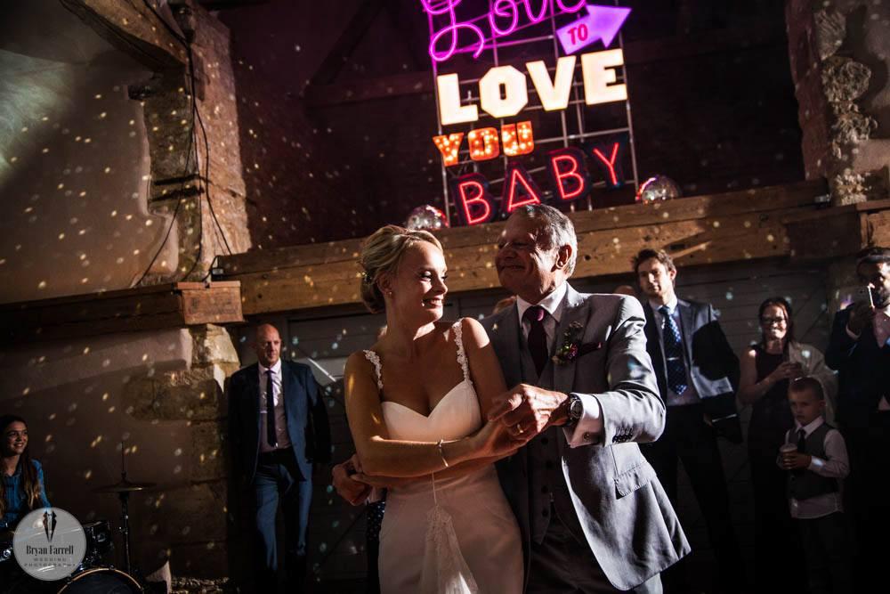 Oxleaze Barn Wedding 326