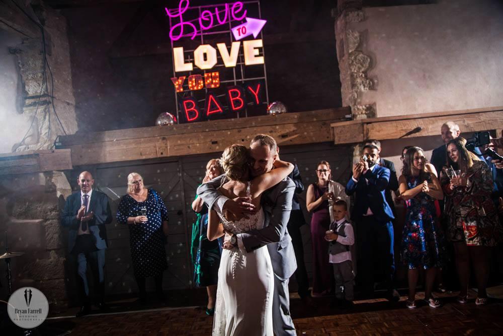 Oxleaze Barn Wedding 327