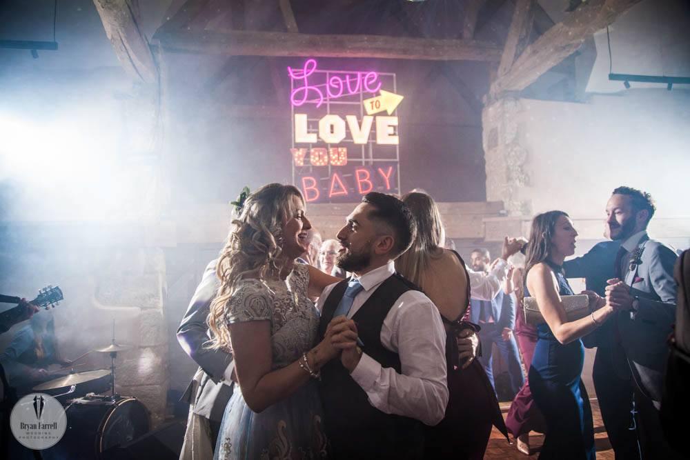 Oxleaze Barn Wedding 333