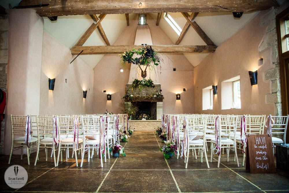 Oxleaze Barn Wedding 56