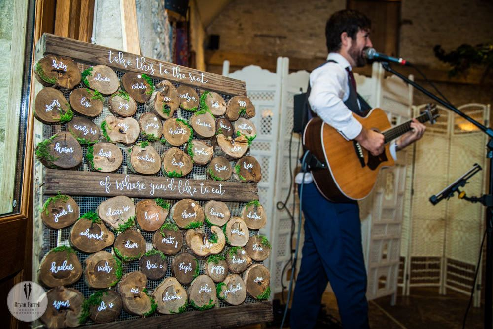 Oxleaze Barn Wedding 85