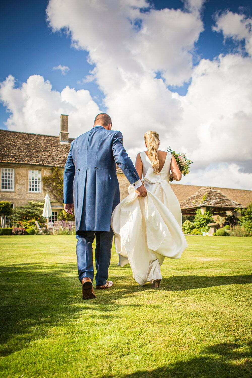 Oxleaze Barn wedding LA 101