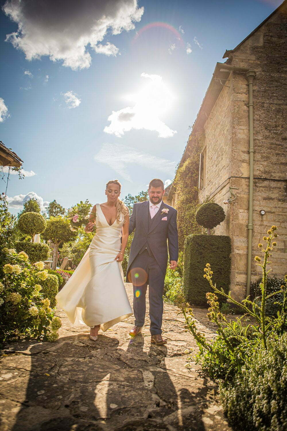 Oxleaze Barn wedding LA 102