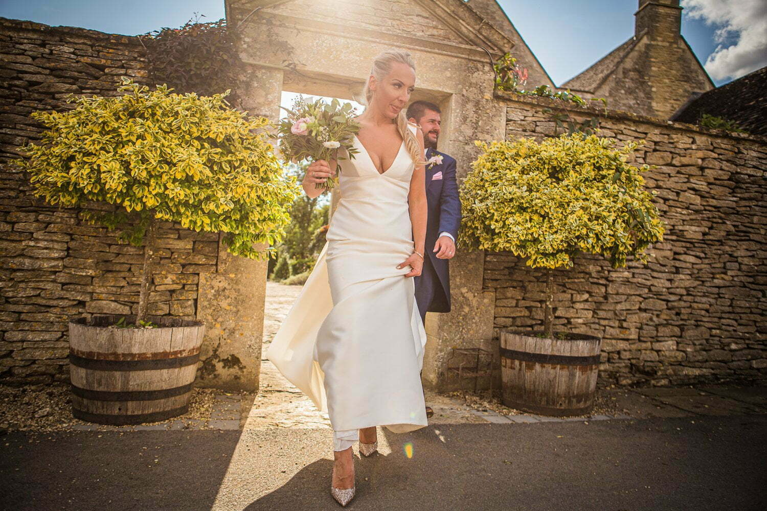 Oxleaze Barn wedding LA 103