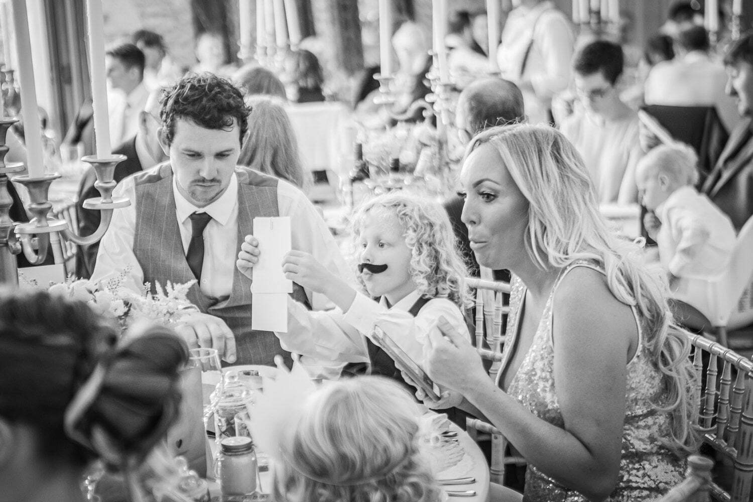 Oxleaze Barn wedding LA 109