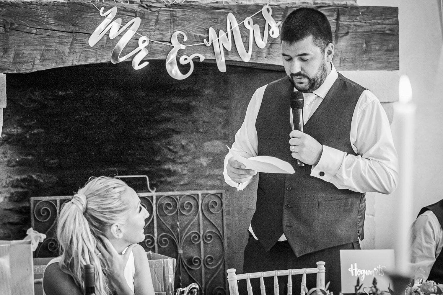 Oxleaze Barn wedding LA 116