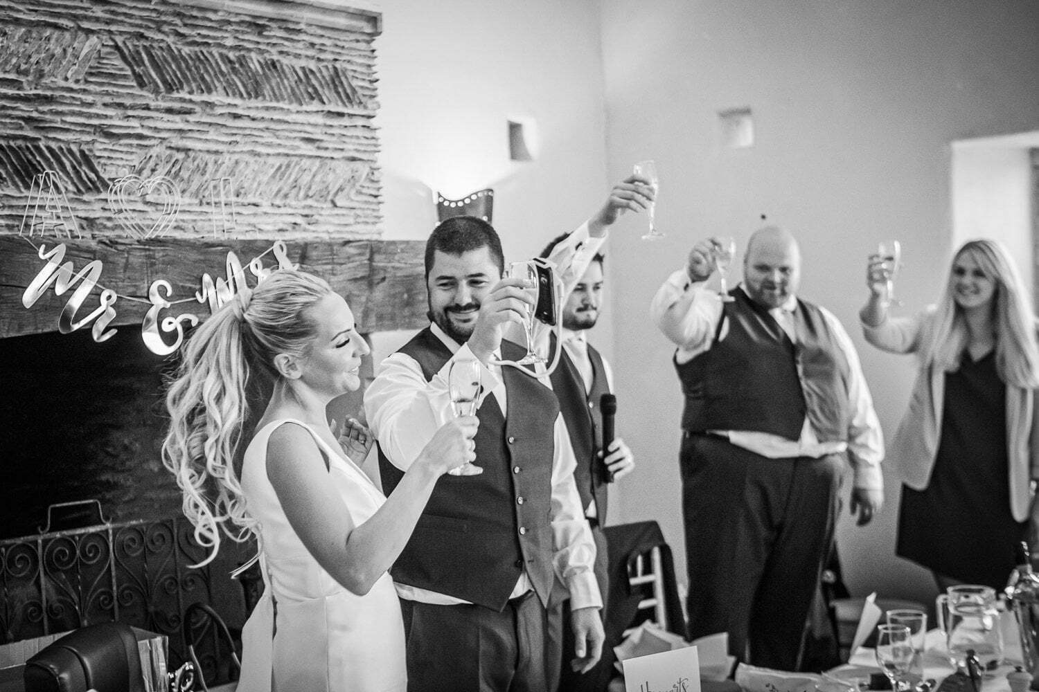 Oxleaze Barn wedding LA 122