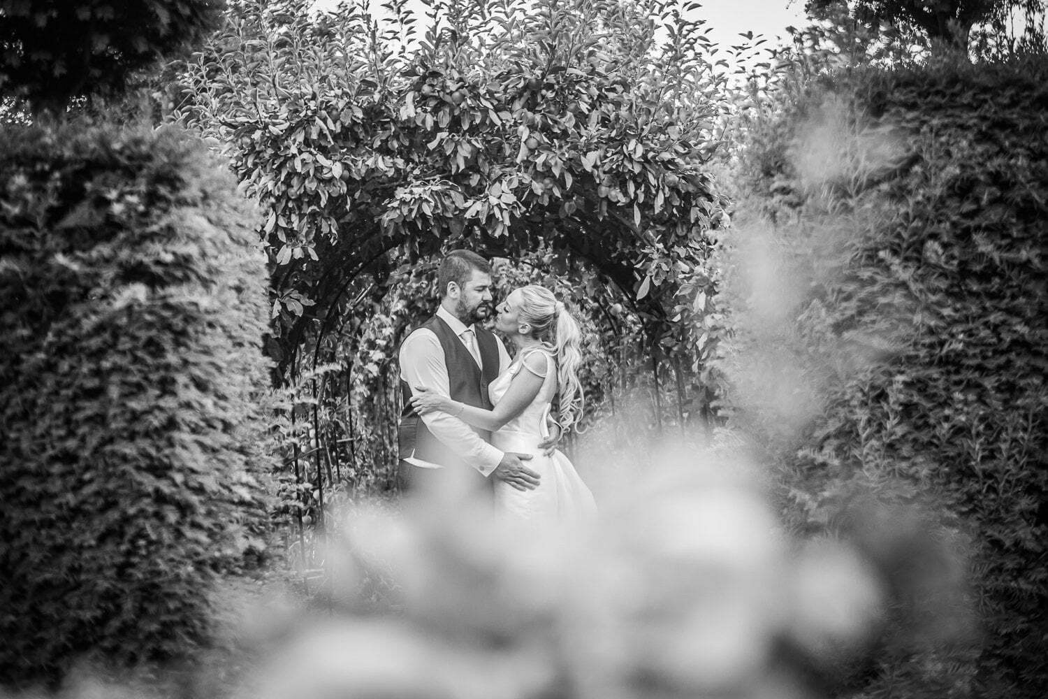 Oxleaze Barn wedding LA 127