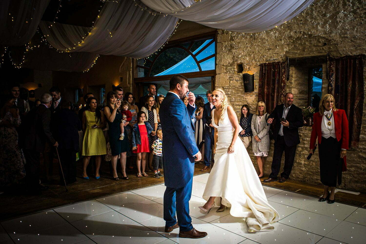 Oxleaze Barn wedding LA 139