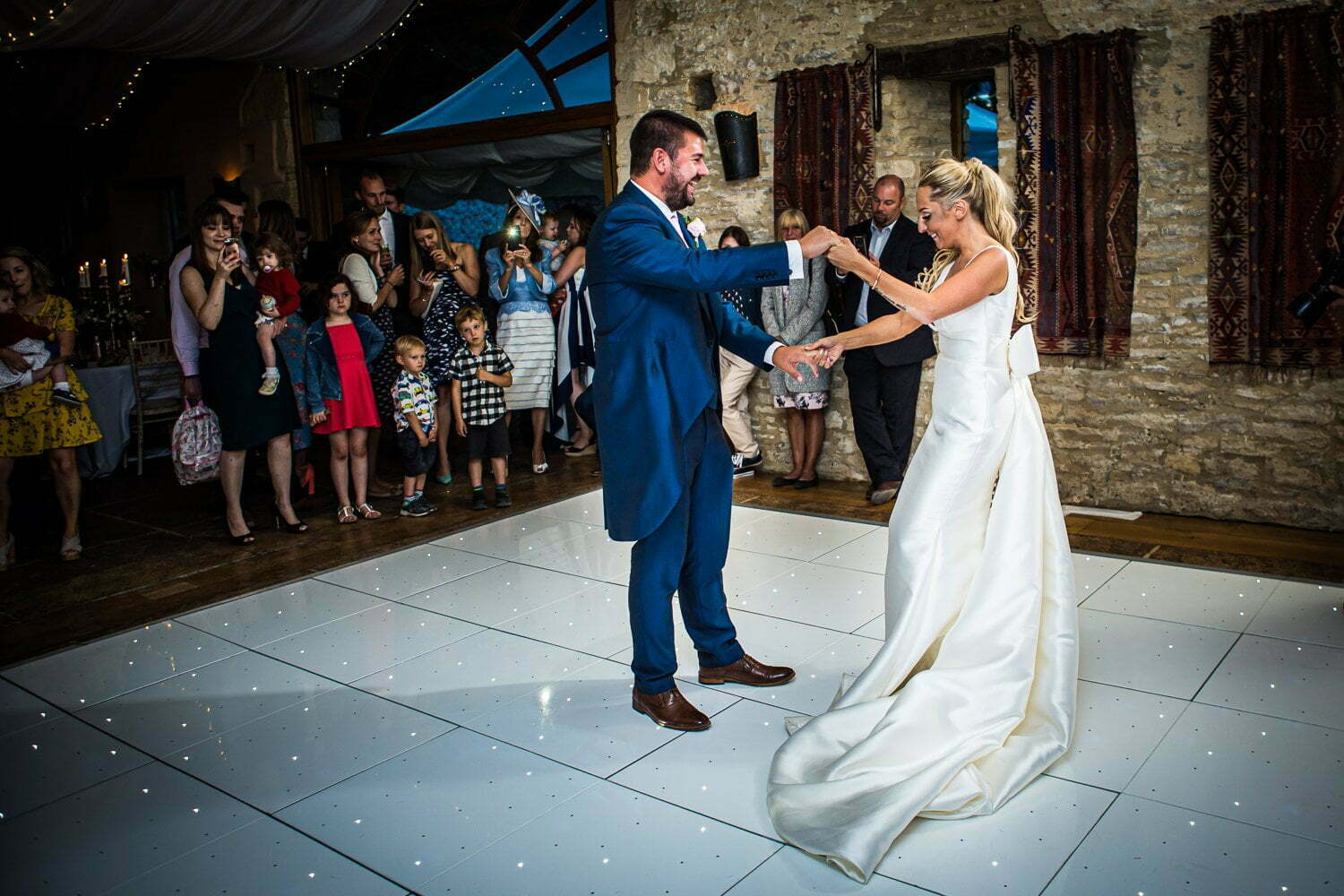 Oxleaze Barn wedding LA 141
