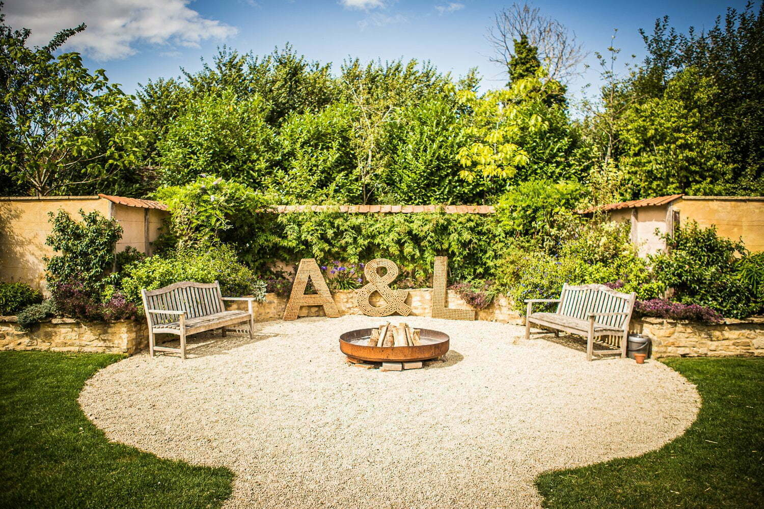 Oxleaze Barn wedding LA 44
