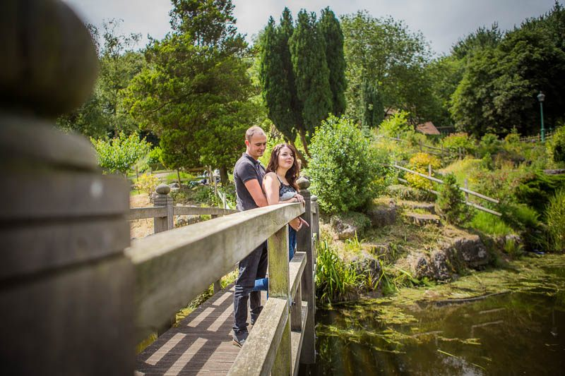 Pre Wedding at Avenham Park LA 1