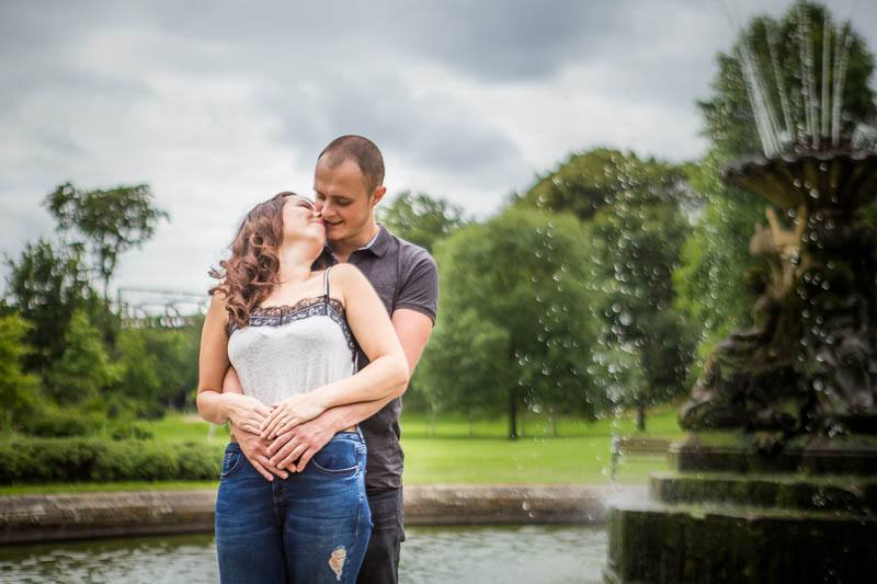 Pre Wedding at Avenham Park LA 10