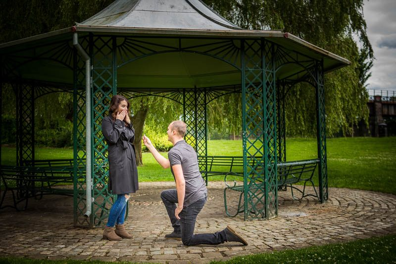 Pre Wedding at Avenham Park LA 14