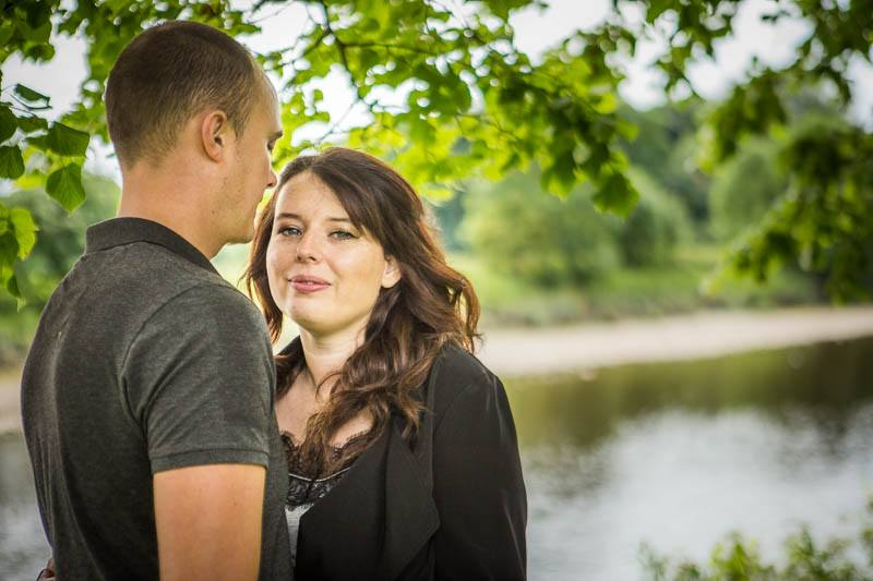 Pre Wedding at Avenham Park LA 16