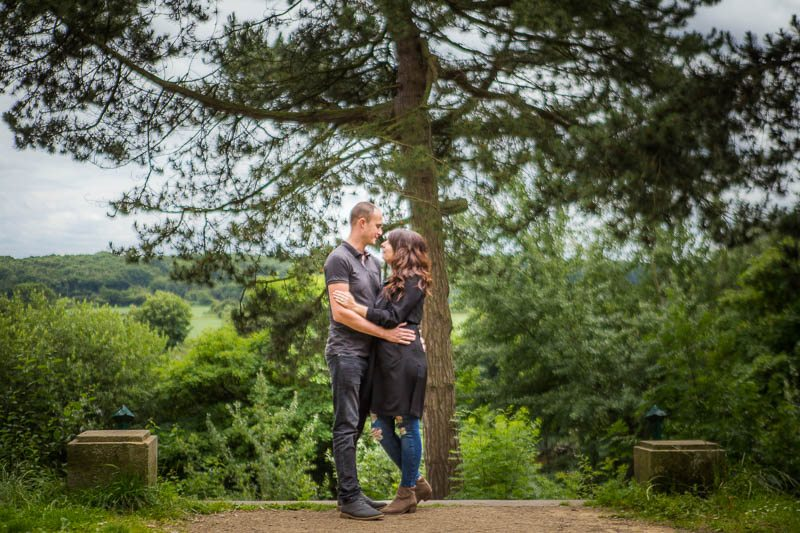 Pre Wedding at Avenham Park LA 18