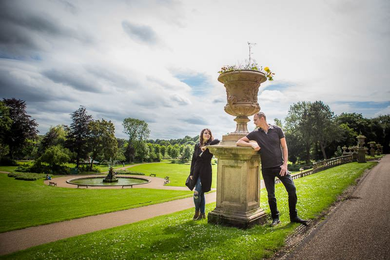 Pre Wedding at Avenham Park LA 33