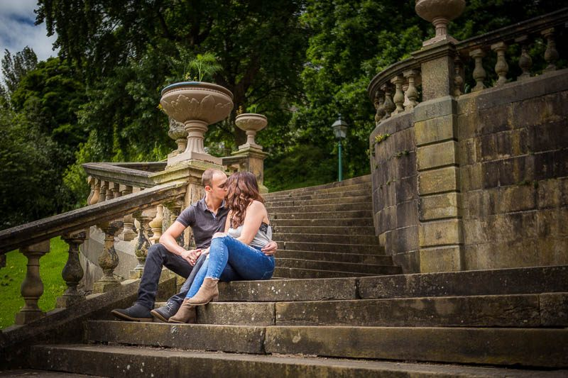 Pre Wedding at Avenham Park LA 5